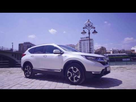 2019 Honda CR-V Hybrid Design