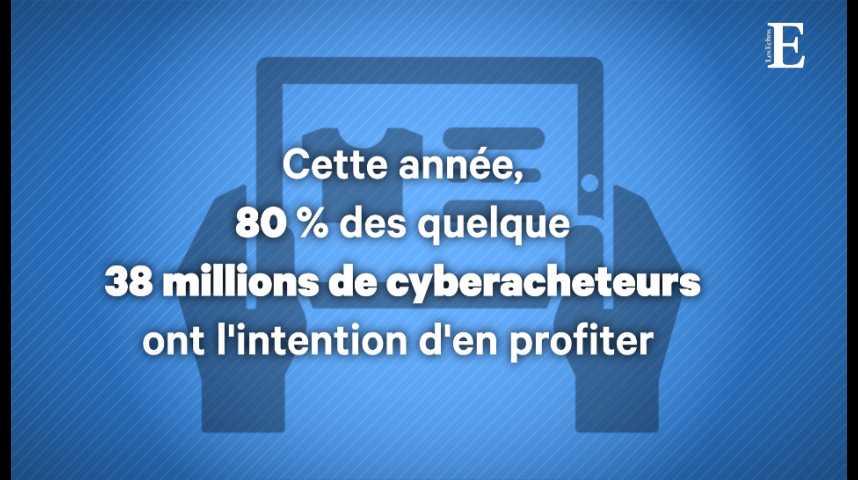 """Illustration pour la vidéo Comment le """"Black Friday"""" s'est imposé en France"""