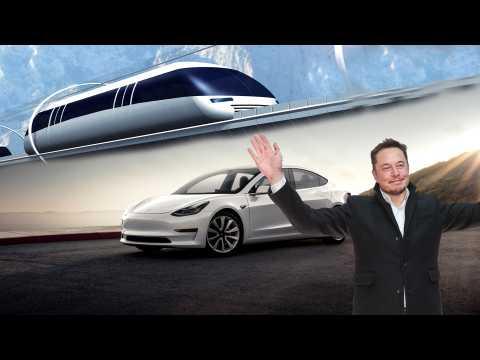 Tesla, Space X, Hyperloop : Elon Musk est-il un génie ? DQJMM (1/2)