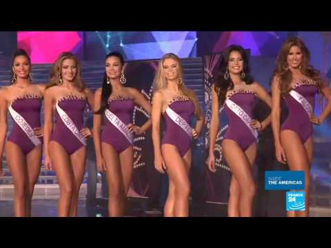 Venezuela: Beauty queens flee the country to find work abroad