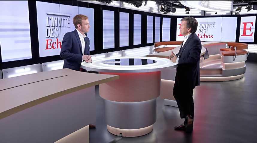 Illustration pour la vidéo « Attention aux géants du numérique qui peuvent imposer leurs règles », prévient Gilles Pélisson (TF1)
