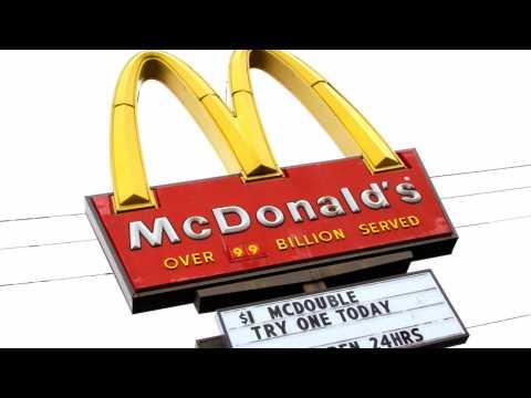 McDonald's Reveals Plan To Reduce Antibiotics In Beef