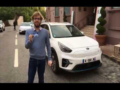 On testé pour vous... un trajet Cannes-Paris en SUV électrique Kia e-Niro