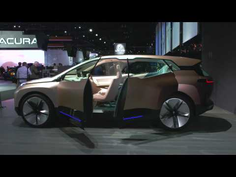 BMW at the 2018 L.A. Auto Show. Highlights