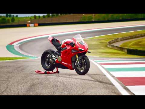 Ducati Panigale V4 R Mugello Trailer