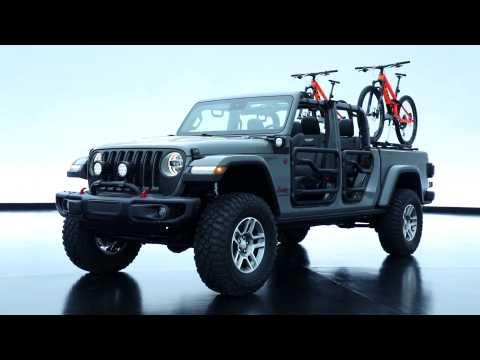 2020 Jeep Gladiator Design Modified by Mopar