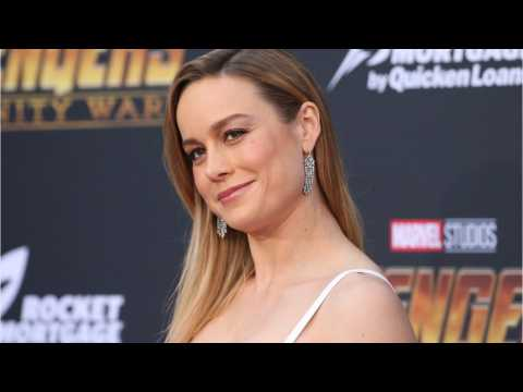 Brie Larson Opens Up About Training For Captain Marvel