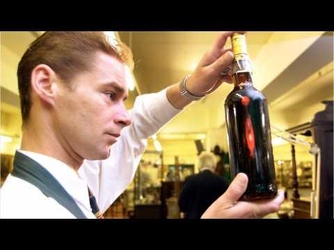 Macallan Bottle Sets Record Whiskey