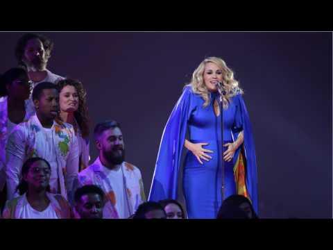 Carrie Underwood Reveals Sex Of Baby #2