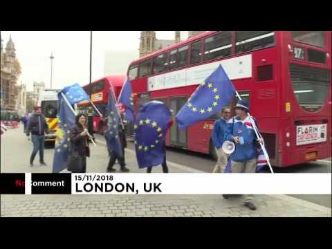 Les anti-Brexit mobilisés
