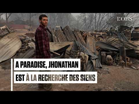 Le poignant témoignage de Jhonathan, dont le frère est porté disparu dans l'incendie de Paradise