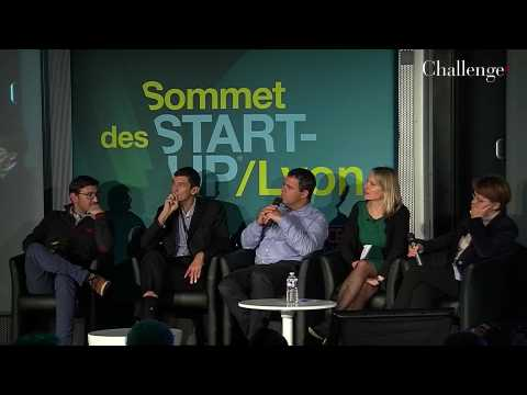 [SOMMET DES START-UP DE LYON] PITCH MARKETING RELATIONNEL