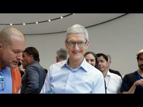 Apple CEO Tim Cook Talks User Privacy