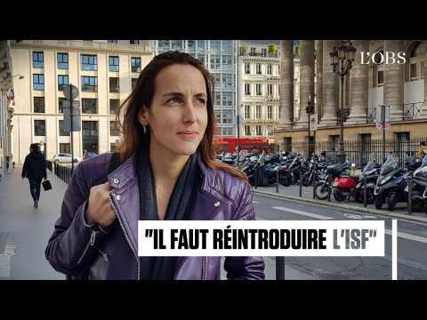 """""""Il faut réintroduire l'ISF"""" : l'appel de Julia Cagé à Emmanuel Macron"""
