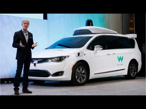 Waymo Launches Self Driving Shuttle Service