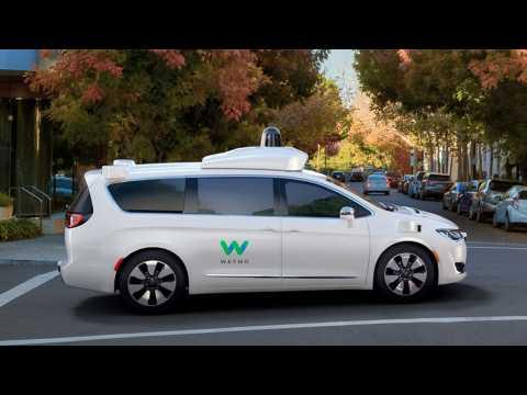 Waymo Begins Autonomous Taxi Service In Phoenix