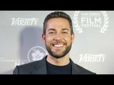 'Shazam!' Star Zachary Levi Again Denies Fake Muscles Rumor