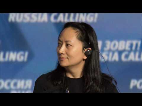 Huawei CFO Arrested In North America