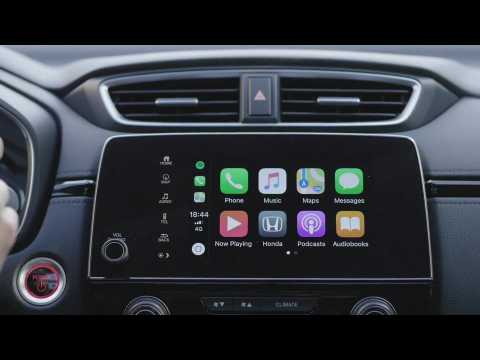 2019 Honda CR-V HYBRID Infotainment system