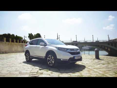 2019 Honda CR-V HYBRID Design preview