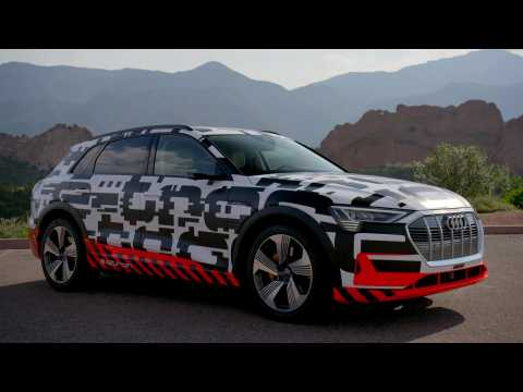 Audi e-tron Prototype extreme Pikes Peak recuperation Design Preview
