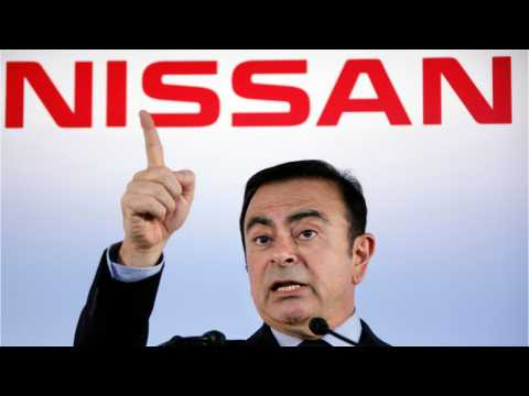 Former Nissan Head Ghosn's Appeal Is Rejected