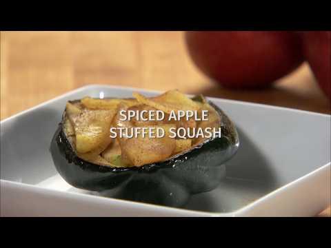 Food Recipes: Spiced Apple Stuffed