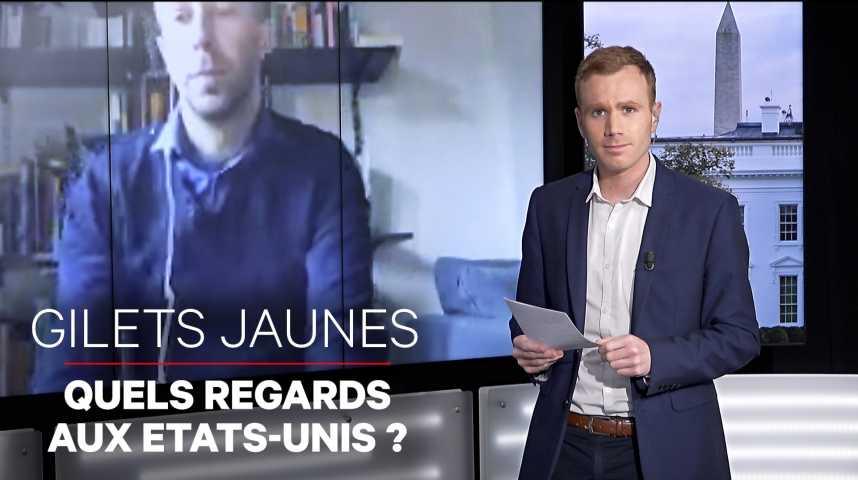 Illustration pour la vidéo « Aux Etats-Unis, Macron reste perçu comme celui qui peut réformer la France »