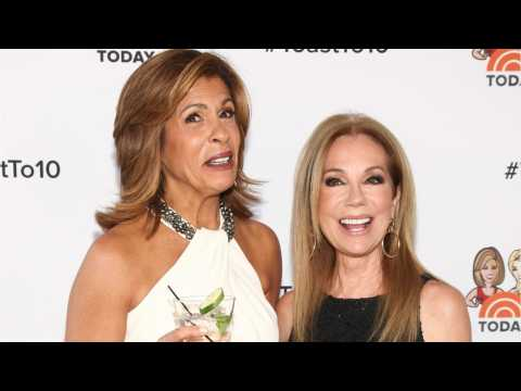 Kathie Lee Gifford Bids Farewell To Today Show