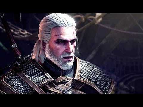 MONSTER HUNTER: WORLD - THE WITCHER 3  Wild Hunt Collaboration Trailer (2019)