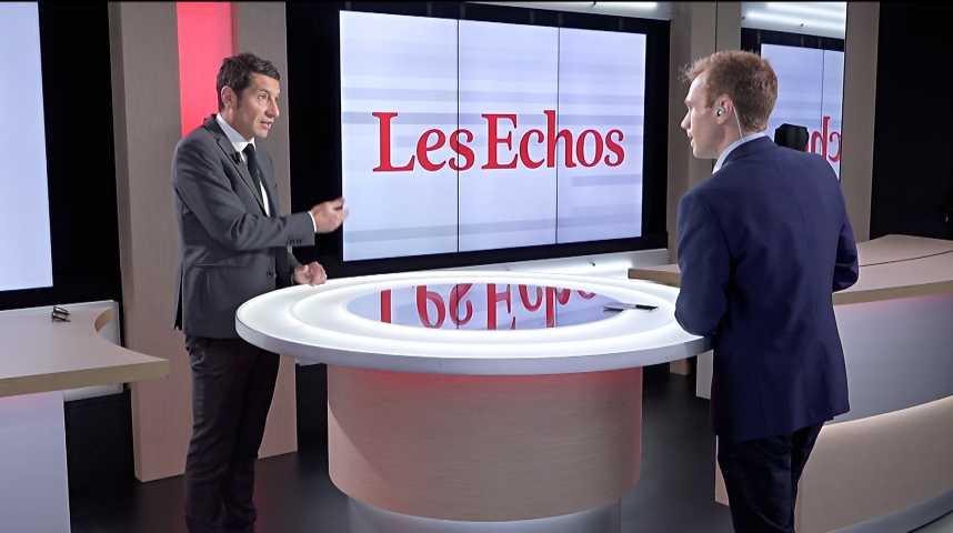 Illustration pour la vidéo « La droite ne propose pas une offre alternative crédible », selon David Lisnard (LR)