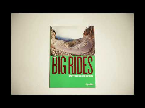 Cyclist magazine - Big Rides Print book