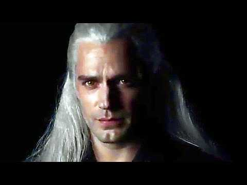 THE WITCHER Official Teaser (2019) Henry Cavill, Netflix Series HD