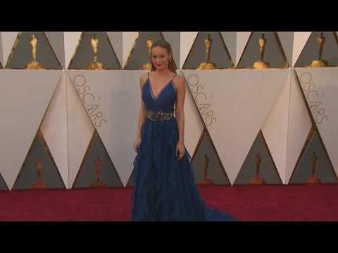 Brie Larson Posts Captain Marvel Workout