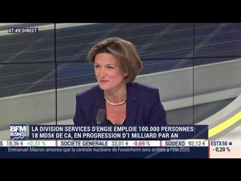 """PPE : """"Ce qui a été annoncé par Emmanuel Macron est capital si on veut que la France soit leader"""", Isabelle Kocher"""