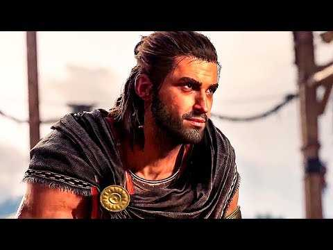 ASSASSIN'S CREED ODYSSEY: Legacy of the First Blade Trailer (DLC, 2018)