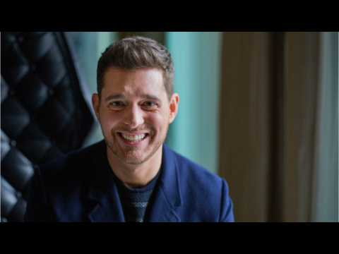 Michael Bublé On Son's Cancer Battle: 'It's Not My Story To Tell'