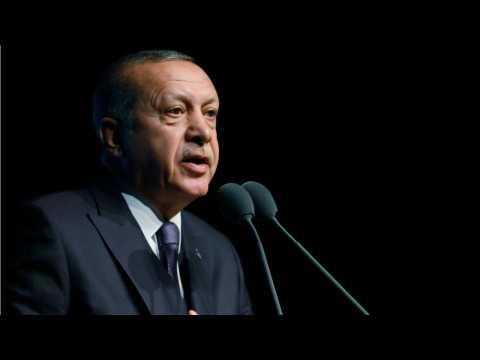 """Turkish President Erdogan Says Turkey Gave """"Tapes"""" Of Khashoggi Murder To Ally Nations"""