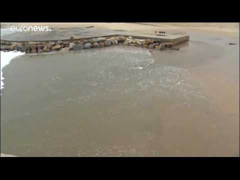Portugal to demolish buildings threatened by coastal erosion
