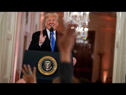 Trump Calls For End To Florida Recount