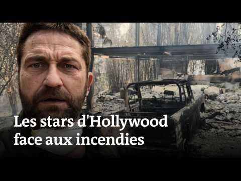 Incendies en Californie : les stars menacées témoignent