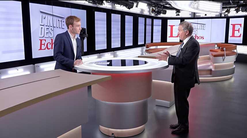 Illustration pour la vidéo « Le business model de la gestion d'actifs est en train d'évoluer », explique Jean Raby (Natixis IM)