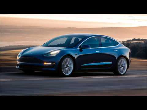 Tesla Launches Track Mode For Model 3 Performance