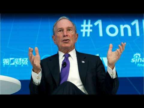Michael Bloomberg Gives $1.8 Billion To Johns Hopkins University