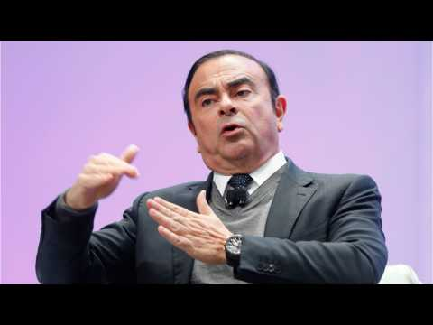 Nissan CEO Ghosn Arrested