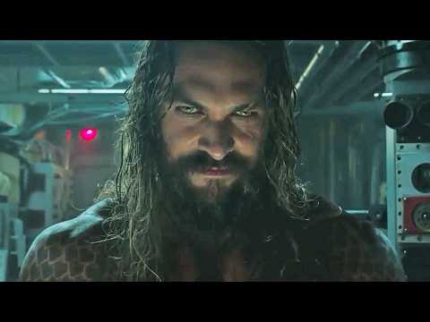 Aquaman - Bande annonce 1 - VO - (2018)