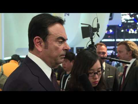 Auto titan Ghosn arrested over financial misconduct