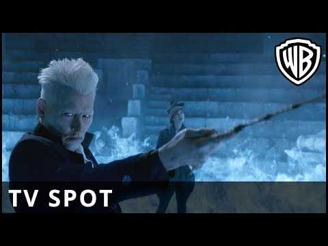 Fantastic Beasts: The Crimes of Grindelwald - 'Banished' TV Spot - Warner Bros. UK