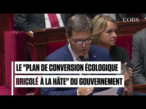 """""""Gilets jaunes"""" : cet élu LR dénonce """"l'arrogance"""" et """"le mépris"""" du gouvernement"""