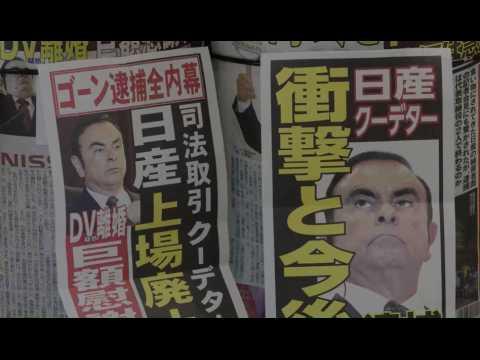 Renault-Nissan : Les réactions politiques et syndicales suite à l'arrestation de Carlos Ghosn